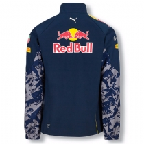 Jaqueta Softshell Red Bull Racing Formula One 2016