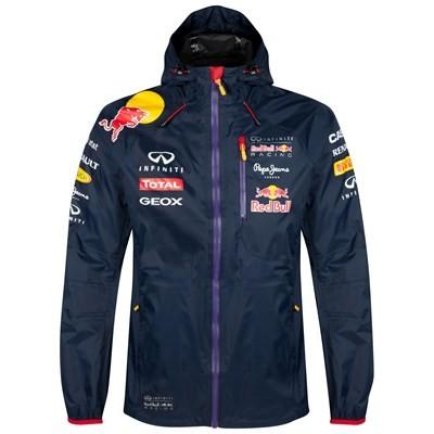 Jaqueta de Chuva Infiniti Red Bull Racing Official - - Fredy Kart ... d66cd1aa61b