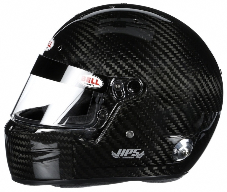 2394fbada64fc Capacete Bell HP5 Touring Carbono - Fredy Kart