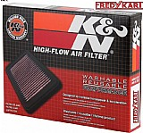 Filtro Esportivo K&N Inbox - Dodge Journey 2.7 >2008 - 33-2423
