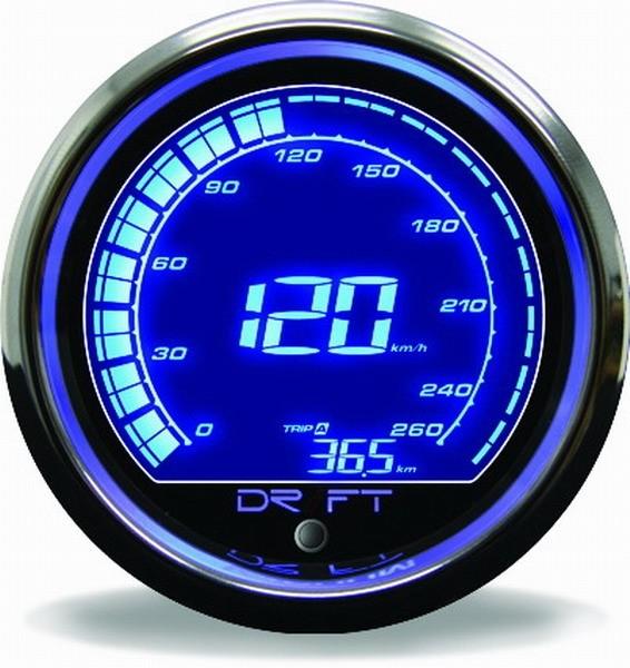 Mini Cooper Usa >> Velocímetro Drift Performance Iridium Azul 3 3/8 - Fredy ...