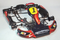 Chassis Techspeed Modelos Tech1 ou Tech2 - Chassis