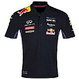 Camiseta Polo Funcional Infiniti Red Bull Racing