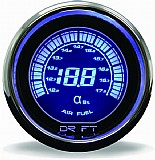 Hallmeter - Iridium Azul 52mm ( AIR Fuel ) - Hallmeter